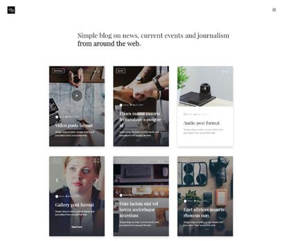 minimal-blog